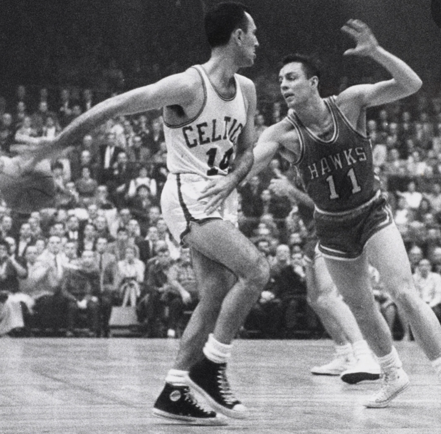 Bob Cousy ~ The Flashy Guard ahead of his Time